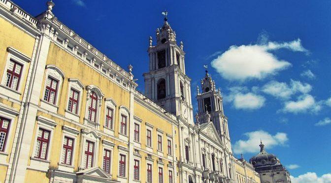 Mafra, symbole de grandeur et puissance portugaise