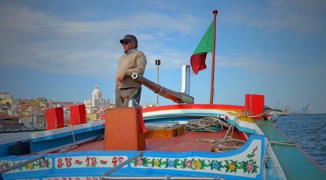 Une balade en bateau sur le Tage – Une manière originale de découvrir Lisbonne