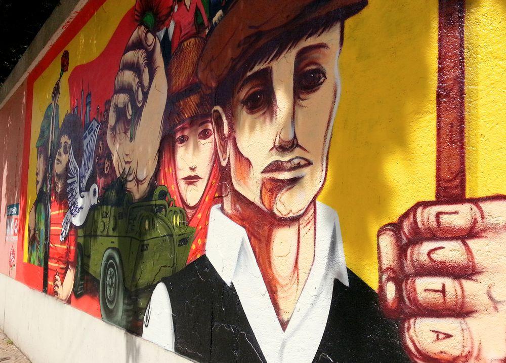 La Révolution des Œillets à Lisbonne, 25 Avril 1974