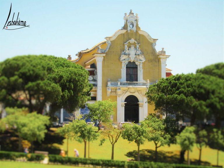 Palais Carlos Lopes