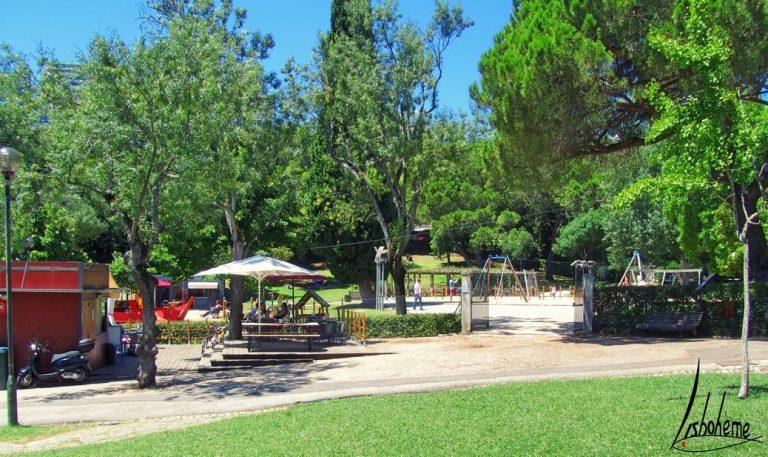 Parc enfants parc Eduardo VII