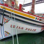 Le Sejas Feliz, croisière sur le Tage, Nosso Tejo