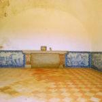 Intérieur de la chapelle, Ermida da Memória