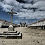 Parvis du sanctuaire, Cap Espichel