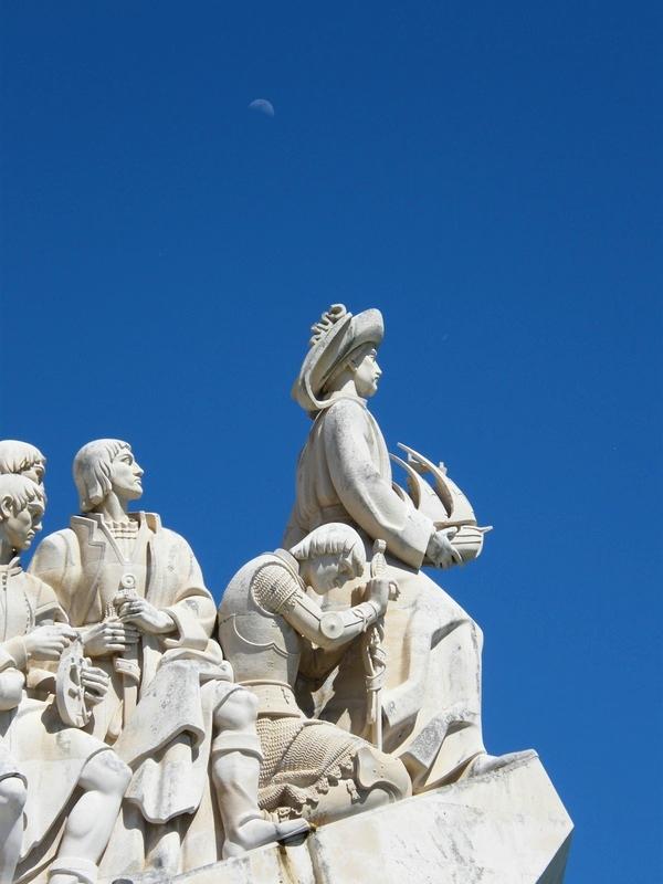 Monument aux Découvertes, Padrão Descobrimentos, Belém, Lisbonne, Portugal