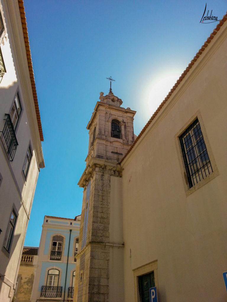 Clocher église Seixal