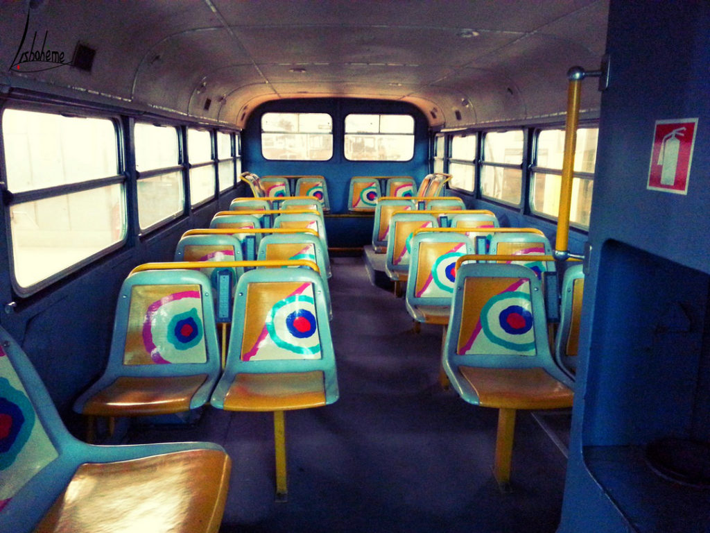 bus touristique musée carris