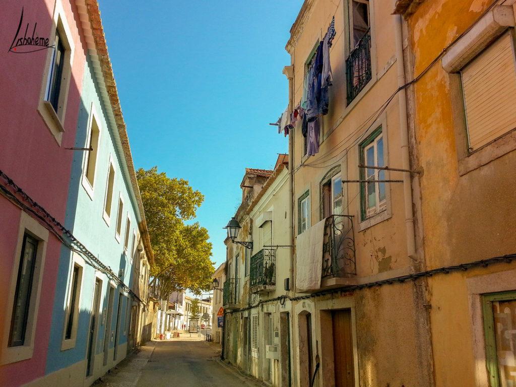 Rue de Seixal