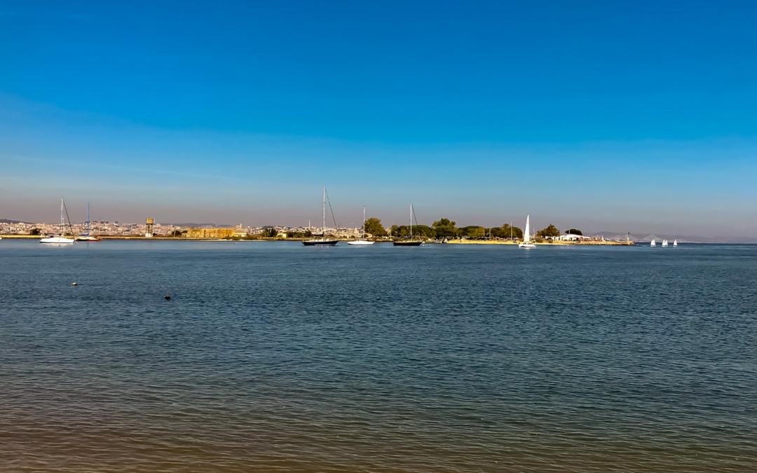 Seixal – Une petite balade au bord de l'eau