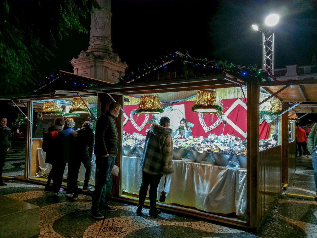 Marché de Noël du Rossio 2018