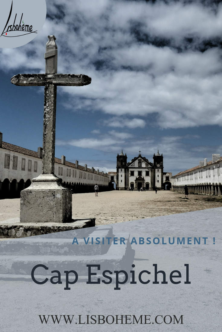Cap Espichel, terre sauvage de légendes, à 1 heure de Lisbonne