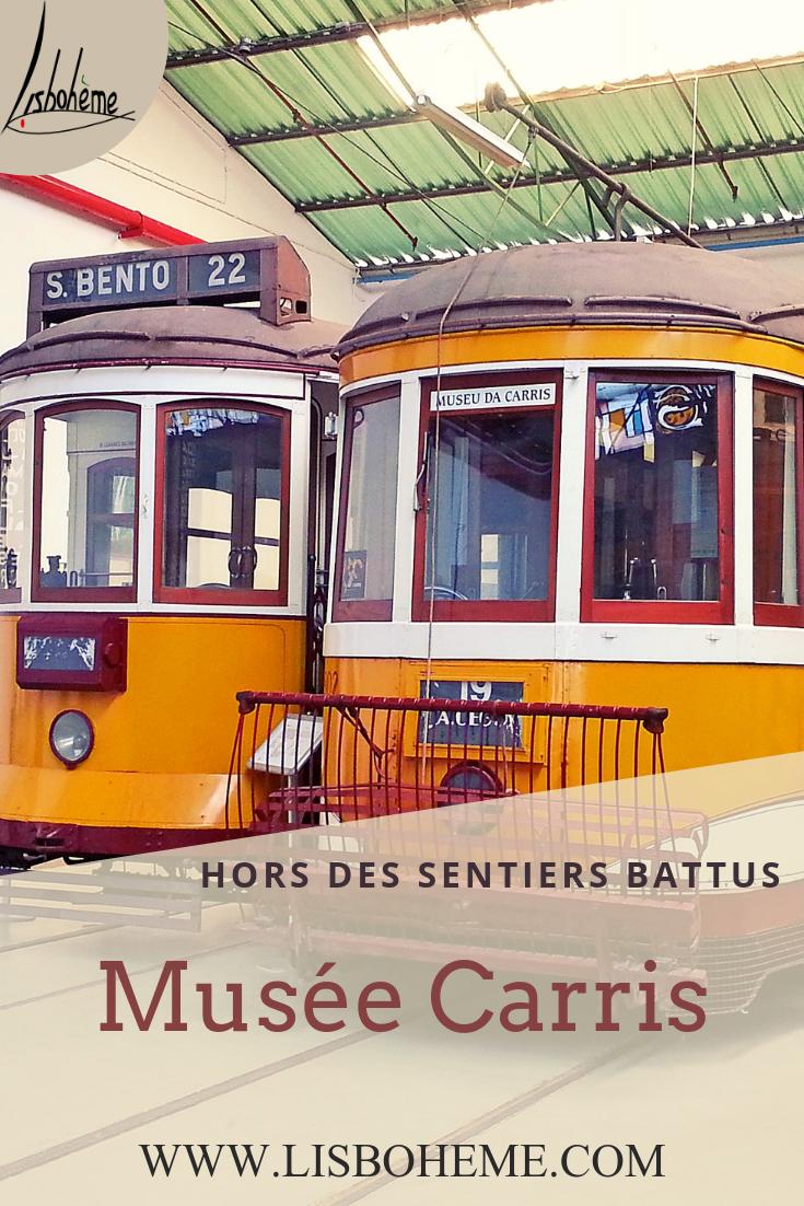 Musée Carris à Lisbonne