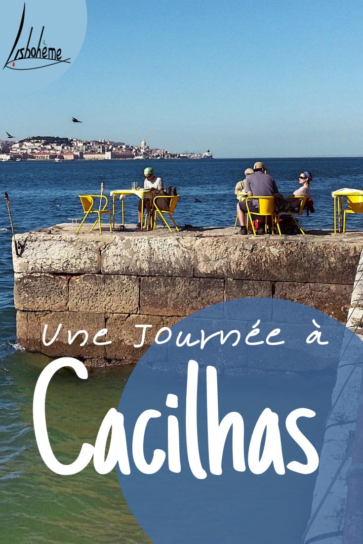Une journée à Cacilhas, sur la rive du Tage, à 15 min. en bateau de Lisbonne