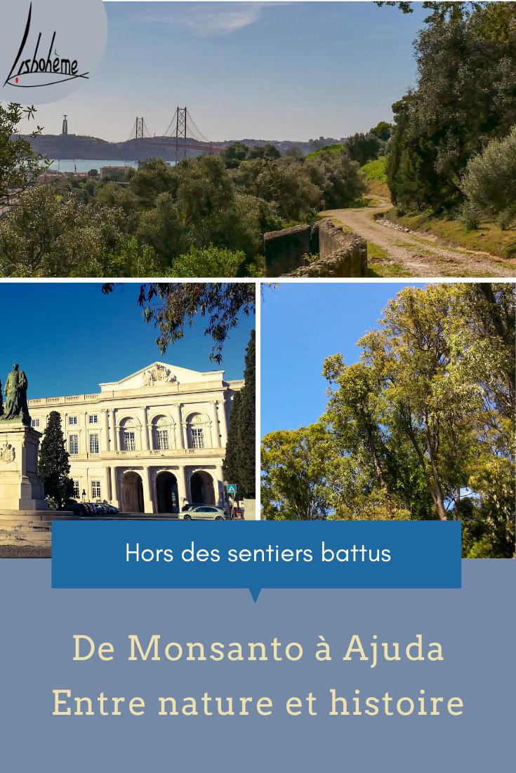 Balade à Lisbonne, entre nature et histoire