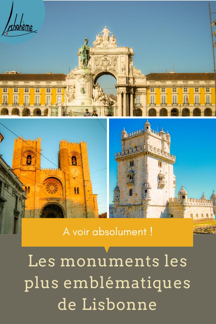 Les 20 monuments les plus emblématiques de Lisbonne
