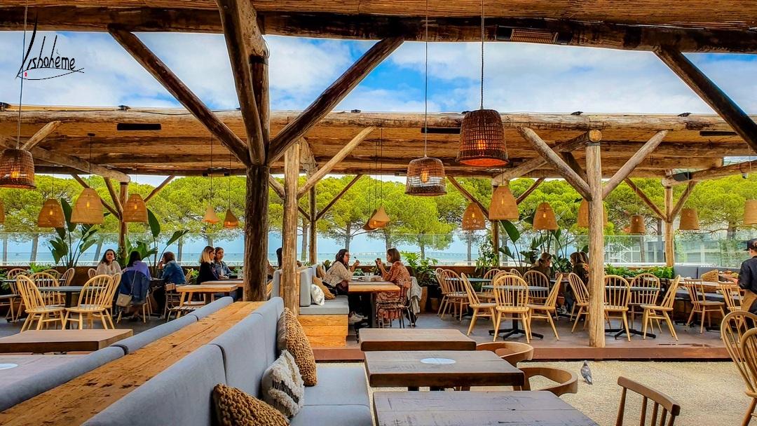 Terrasse restaurant lisbonne portugal