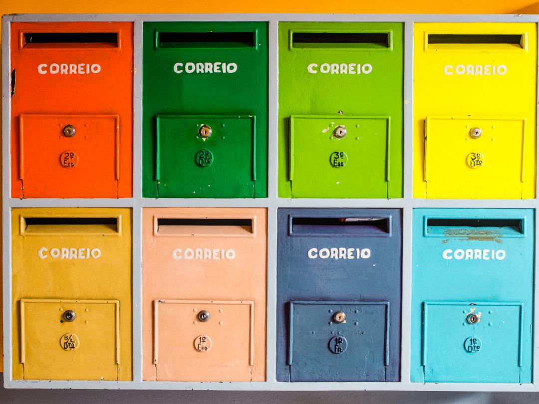 Boîtes aux lettres Lisbonne