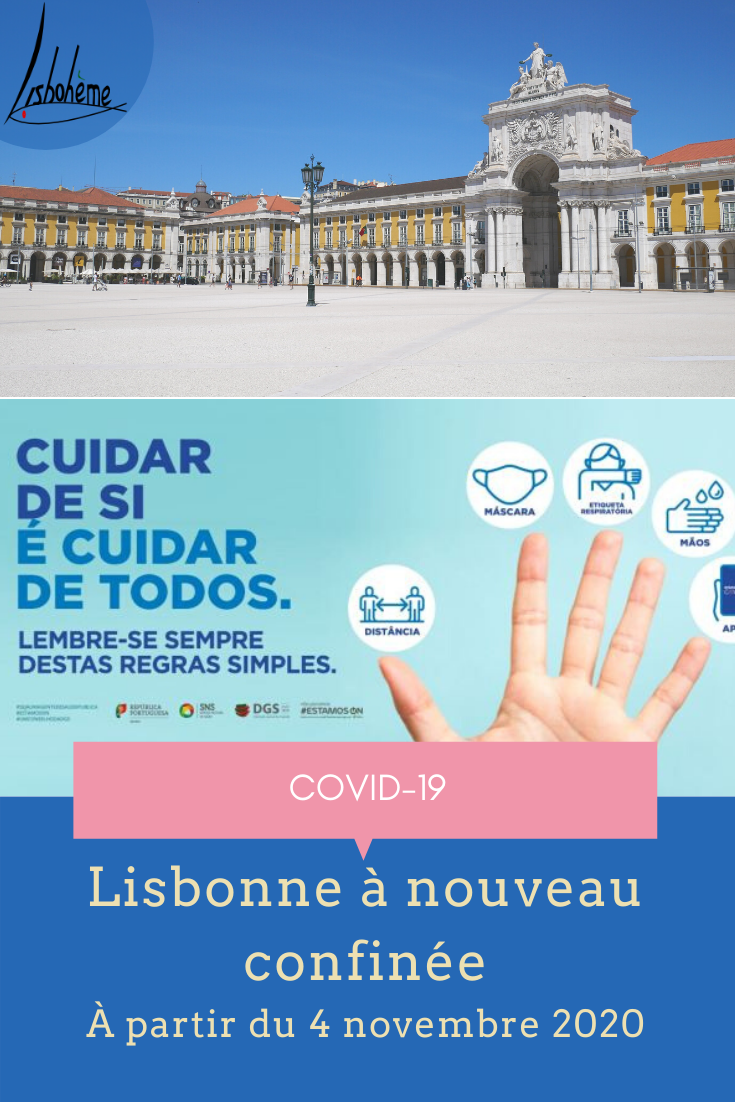 Confinement Lisbonne