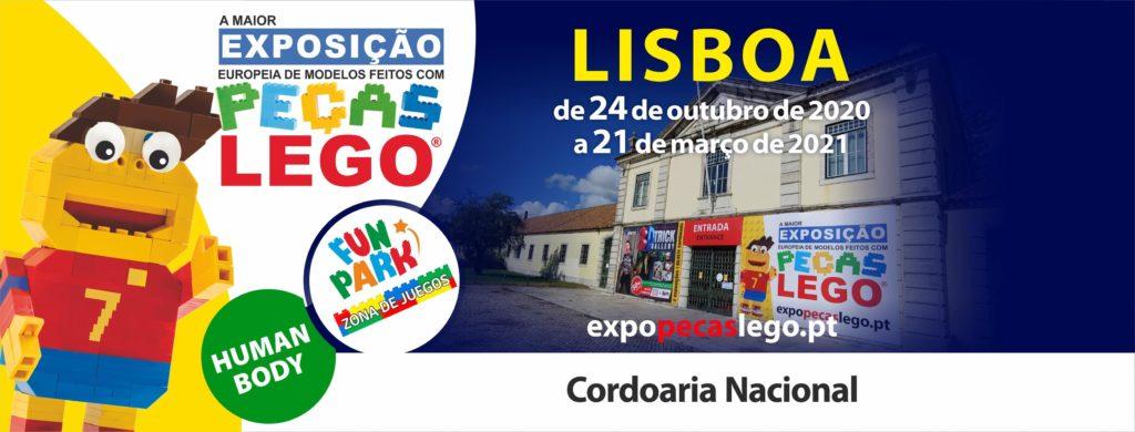 Exposition Lego Lisbonne 2020-2021
