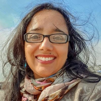 Véronique, auteure du blog Lisbohème dédié à Lisbonne, Portugal