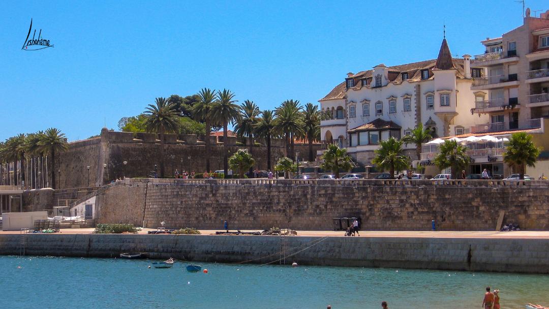 Citadelle Cascais, région de Lisbonne, Portugal